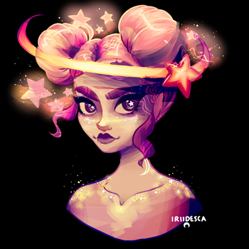 Shimmer//Sparkle by Iriidesca