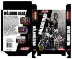 The Walking Dead Ultra NES Boxtemplate Mperry 2015 by MikePerryArt
