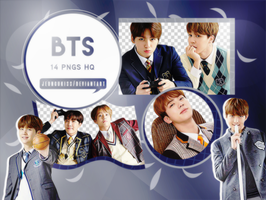 PNG Pack|BTS #5 by jeongukiss