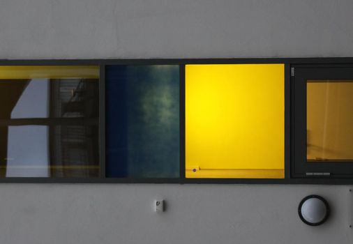 Abstract Windows by T-A-F