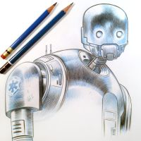 K-2S0 Sketch by D-MAC