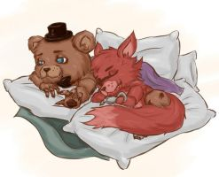 Good Night by lady-fazbear