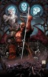 Hellboy Andy Brase colors by aladecuervo