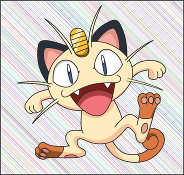 052 Meowth by scope66