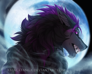 I rule the night by King-Salomo