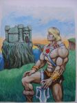 A glance over grayskull by cheoillustration