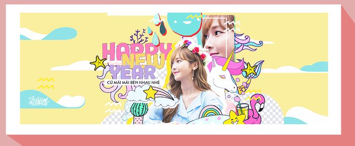 171231 happy new year by RinYHEnt