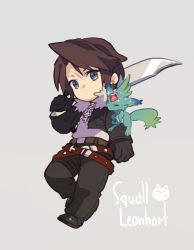 Mini squall by Umintsu