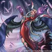 U is for Ultimecia by cirgy