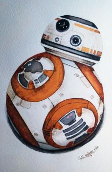 BB-8 by cold-autumn-rain