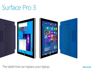 Surface Pro 3 Concept AD by MetroUI