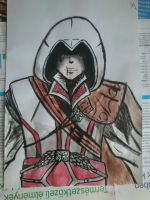 Ezio Auditore da Firenze by Anonymous---Lucifer