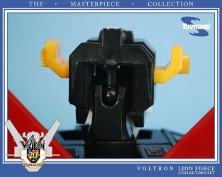 MASTERPIECE VOLTRON 19 by GERCROW