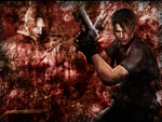 Resident Evil 4 Wallpaper by Guacilimelon