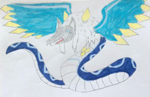 Monsuno -Mysticblade by Sia-the-Mawile