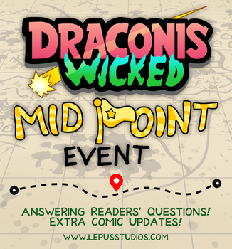 Draconis Wicked Midpoint Event by Lepus-Marj