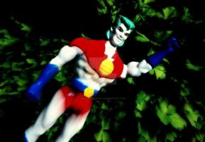 Captain Planet by PowerShadowX