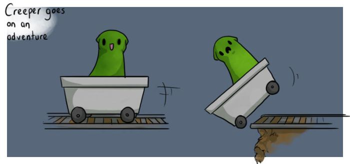 Creepers 4 by Endivinity