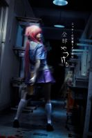 the future diary - insane 2th by Godling-Studio
