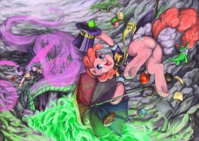 Strategy and Randomness by Audrarius