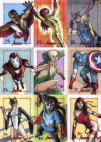 Marvel Greatest Heroes 2 by jeh-artist
