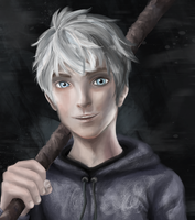 Jack Frost by PineapplesHaveFeet