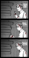 Tales from the Borderlands!AU: Vaughn by maryallen138