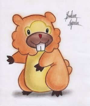 Bidoof by ChristARG