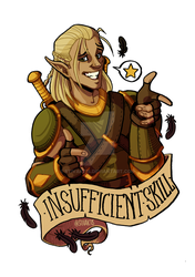 Insufficient skill by stivaktis