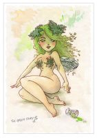 Absinthe Fairy- Step by step 4 by Mikadze