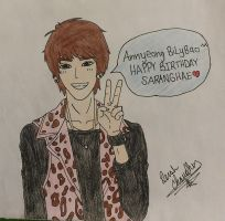 Jonghyun For You!!! by crystalSHINee4evr