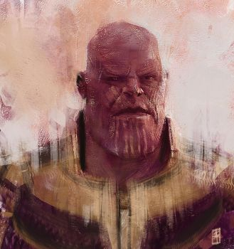Thanos by TheSig86