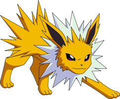 Vector #598 - Jolteon by DashieSparkle