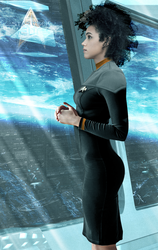Kythalie Benmual, Stargazing | Star Trek: Theurgy by Auctor-Lucan