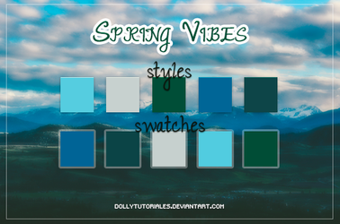 Spring Vibes by DollyTutoriales by DollyTutoriales