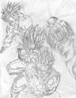 DBz by buttercrotch