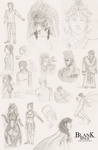 Blank Space Concepting: Hezgalia S.Dump by heilei