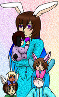 Mother's Day - BunFam by forestchick501