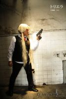 Gunslinger Girl: Triela VI by bloodyblue