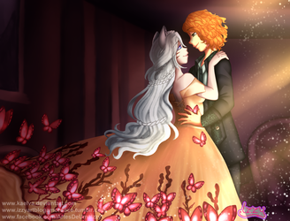 CM - Enchanted Lovers by Kaelva