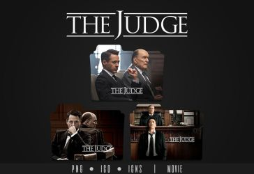 The Judge Folder Icon by Eanzito