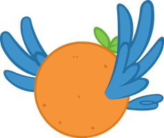 S03E03: Orange Bird (Vector) by iloveportalz0r