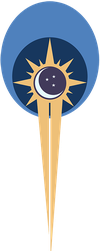 Solar Conclave Emblem by WhatTheScoots