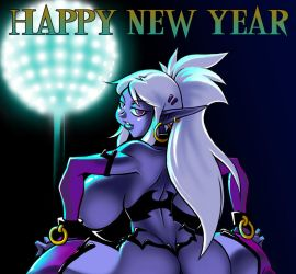 NEW YEAR 2012 from Manaworld by MasterOkiAkai