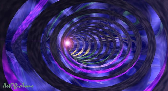 Time Tunnel by ArtOfficeTomo