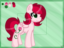 Tulip Reference Sheet by kaypxz