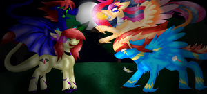 Friends And enemys by talkiti