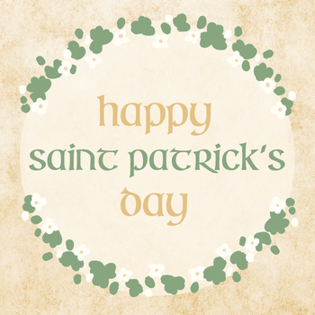 Happy Saint Patrick's 2014! by themarvelgirl