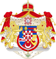 CoA Independent State of Croatia (Central Victory) by TiltschMaster