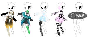 SP Outfit Adopts CLOSED by ImaginationTrap